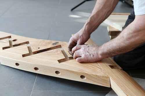 Изготовление тетивы для лестницы своими руками