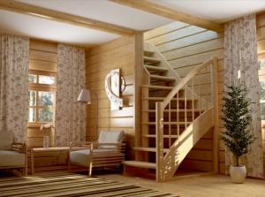 деревянные лестницы, главная страница