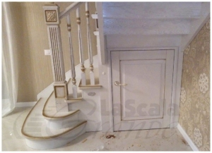 Стильные лестницы на заказ