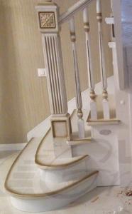 Стильные лестницы на заказа lascalagrande.by
