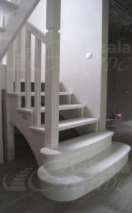 П-образная лестница Всеволжск, заказать п-образную лестицу Минск