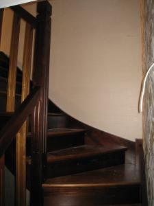 лестница на дачу