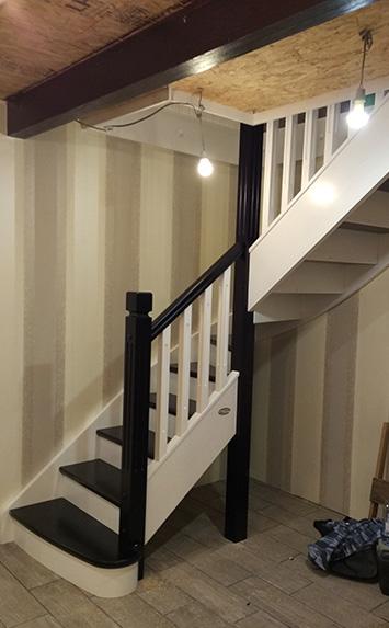 Лестница на дачу Беларусь, лестница на дачу под заказ
