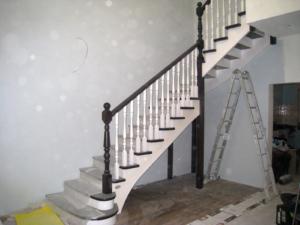 деревянная лестница беларусь заказать