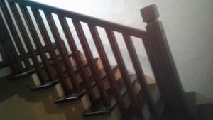 Облицовка лестницы на металлокаркасе lascalagrande
