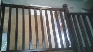 Лестница на металлокаркасе Минская область