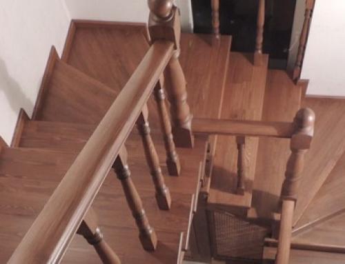 Как приготовить ваш дом к установке деревянной лестницы
