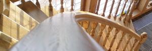 предварительная приемка лестницы - на что обратить внимание