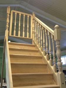 безопасная для детей лестница
