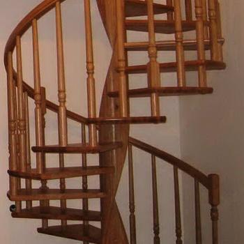 Какая лестница лучше: г-образная, п-образная, прямая или винтовая?