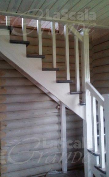 Лепельский район лестница из дерева на второй этаж заказать