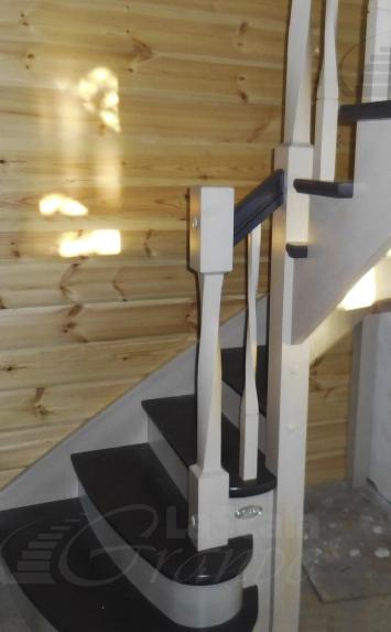 изготовление деревянных лестниц беларусь