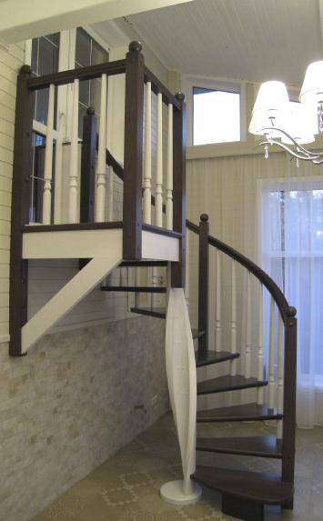 Винтовая лестница Ленинградская область